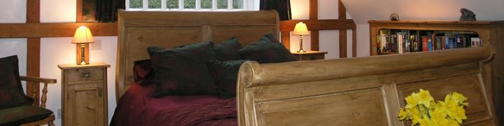 The Barn Suite at Flindor Cottage, luxury boutique B&B, Suffolk