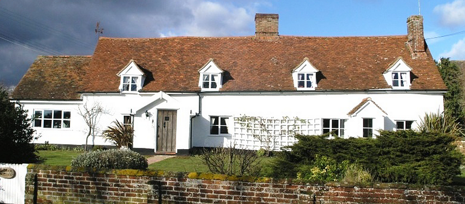Flindor Cottage, luxury boutique B&B, Suffolk